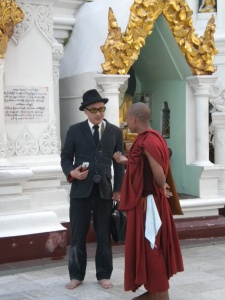 Shwedago Pagoda, Myanmar