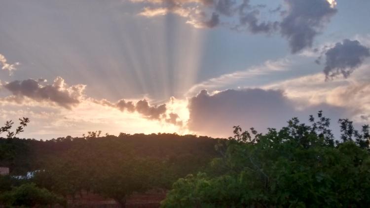 Sunset, Morna Valley Ibiza