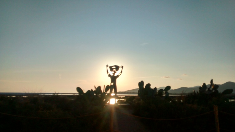 Ses Salinas, Ibiza